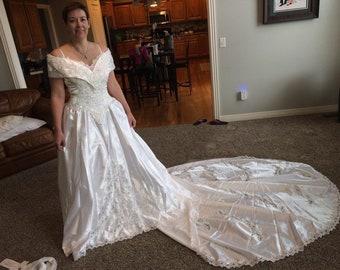 Vintage Wedding Dresses Mori Lee