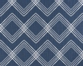 Premier Prints Fabric - Colton Space Blue Slub Canvas - 54 quot wide