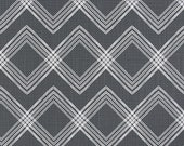 Premier Prints Fabric - Colton Black Flame Slub Canvas - 54 quot wide