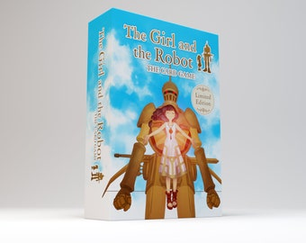 The Girl and the Robot - The Card Game (Limited Edition)