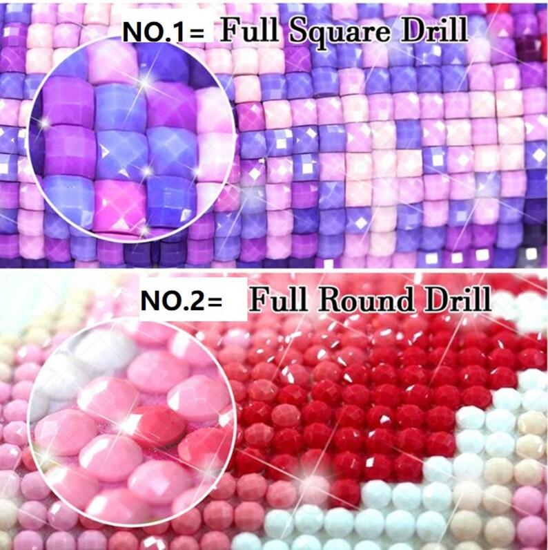 full square diamond painting paris tower wall art 5d street magic beads pictures diy crystal rhinestone stickers landscape diamond dotz kit