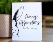 Bunny Affirmations Zine