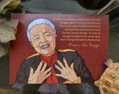 Grace Lee Boggs Greeting Card