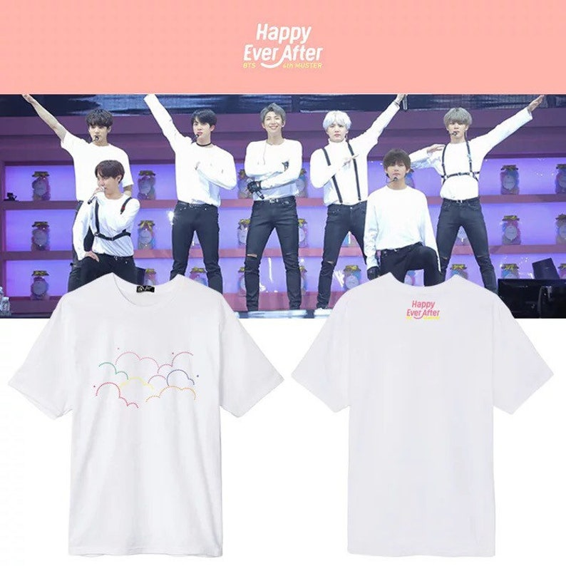 BTS 4th Muster Concert Tee
