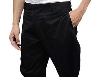 Men/Women Black Jodhpurs Breeches Pant Jodhpuri Pants Ridding Breeches Trouser