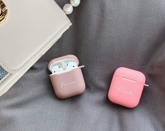 Best Gift for Girls and Women-Solid Color Dark Blue YRD TECH Case Protective Silicone Cover and Skin for Apple AirPods