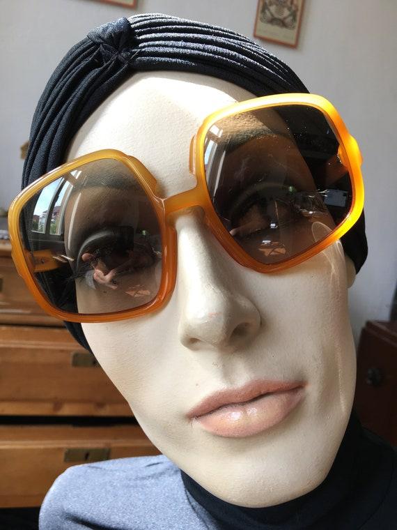 Saphira Baghira Vintage Sunglasses 70s