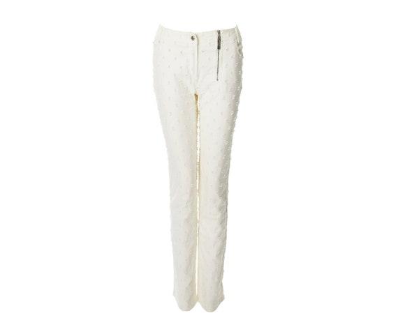 Christian Dior vintage denim pants
