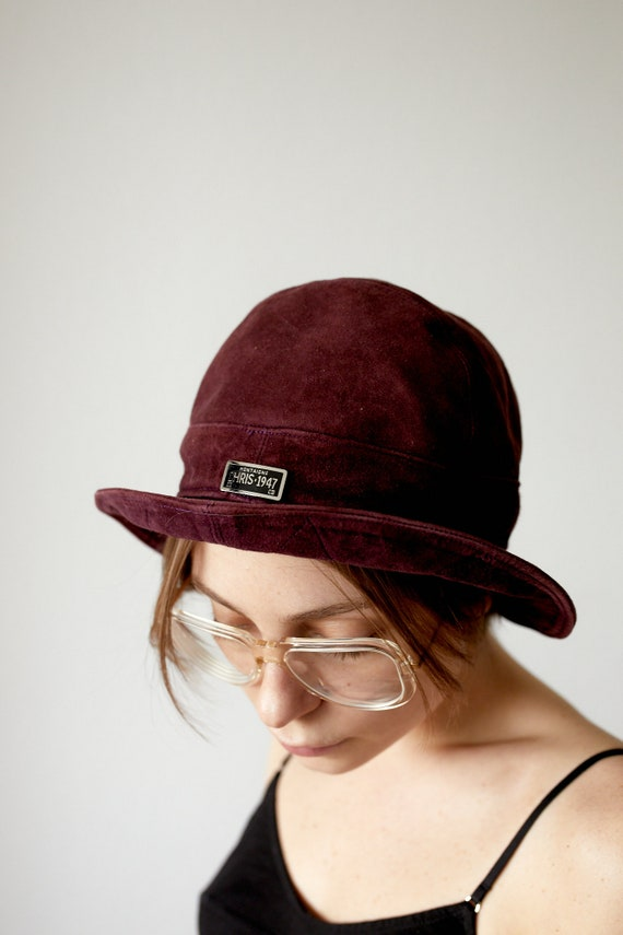 Christian Dior vintage bucket hat