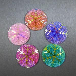 Glittery Butterfly Needle Minder Magnet Stocking Stuffer Needlepoint Cross Stitch Crewel Embroidery Refrigerator Magnet