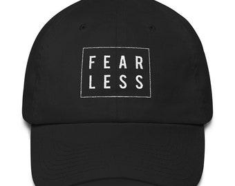 b16b7ba66ecbe Fearless Dad Hat