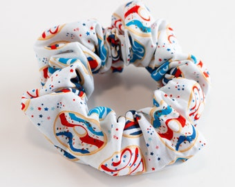 Fashion Jewelry Jewelry & Watches Vintage Dead Stock Patriotic Teen Power Barrette Plastic Hair Accessory • 1970s Bright In Colour