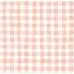 Rifle paper co. Pink white gingham baby bedding Painted checker crib sheet Changing pad Modern stripe Boppy cover Pink plaid