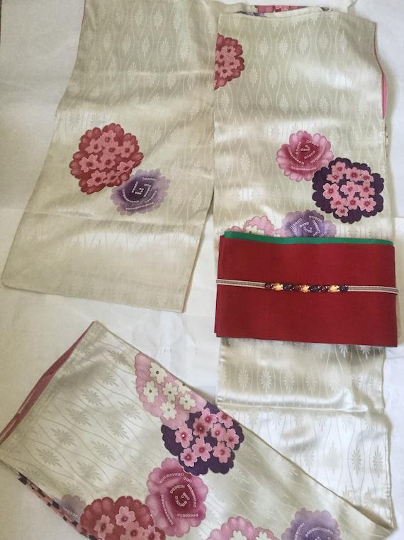 Antique kimono - image 2