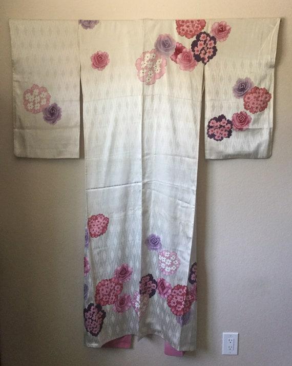 Antique kimono - image 4