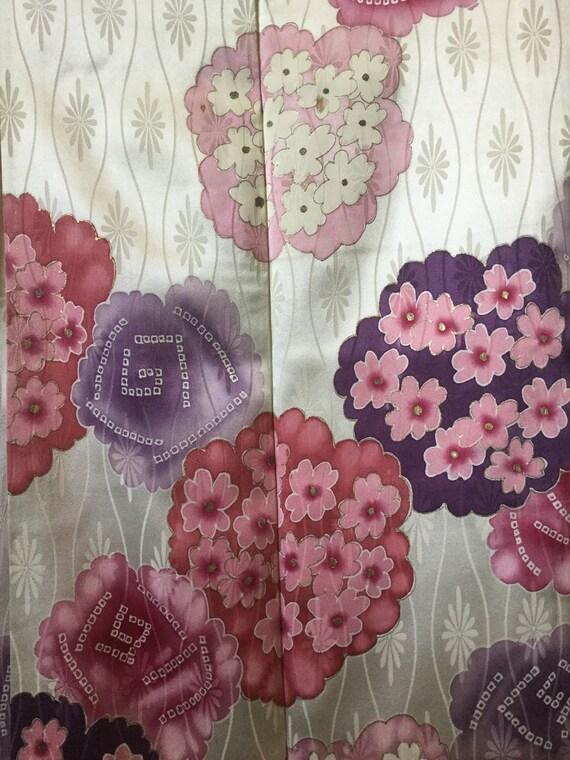 Antique kimono - image 9