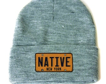 acf6f77f413 Native New Yorker Beanie