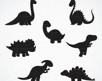 Baby Dinosaur Svg Etsy