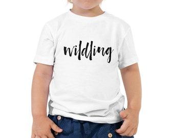 24ce4b1ec2357 Wildling top kids shirts toddler Tshirt Wildling t shirt wildling shirt