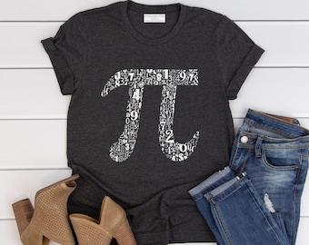 8cb23225 Pi TShirt Math Shirts Mathlete TShirt Mathematician Pi Day Shirt Math Gifts,  Math Teacher TShirt Math teacher gift Mathematics Teacher gifts