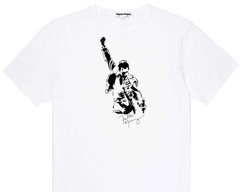 Fanartikel & Merchandise Are You Ready Freddie Mercury T-shirt Queen