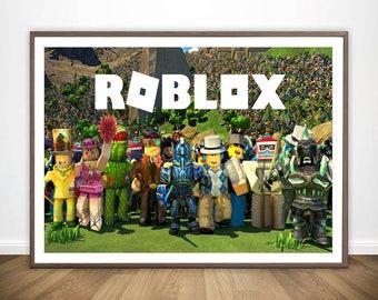 Roblox | Etsy