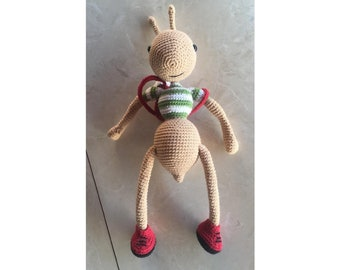 Fabulous Amigurumi & Crochet Patterns by BuddyRumi on Etsy | 270x340