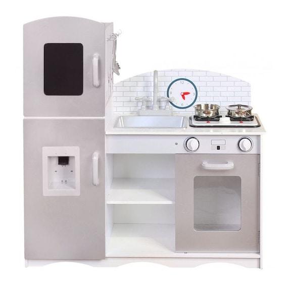 Wooden Kitchen for Kids XXL + Ecotoys Accessories
