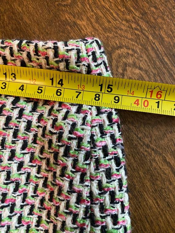 Two Piece Tweed Ensemble - image 9