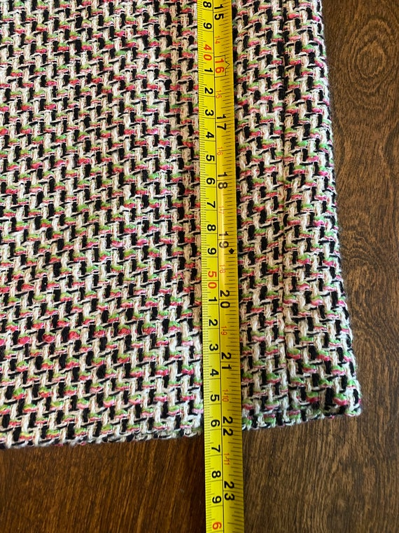 Two Piece Tweed Ensemble - image 10