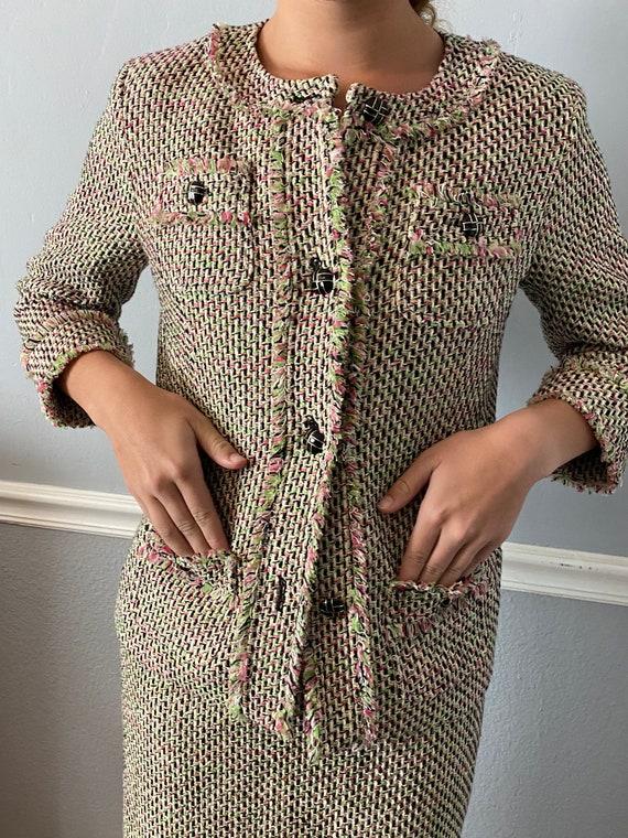 Two Piece Tweed Ensemble - image 2