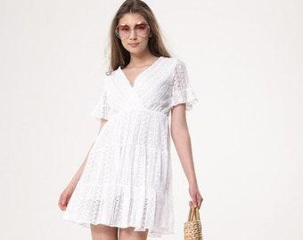 e449ef98b2c8 Lace summer dress | Etsy