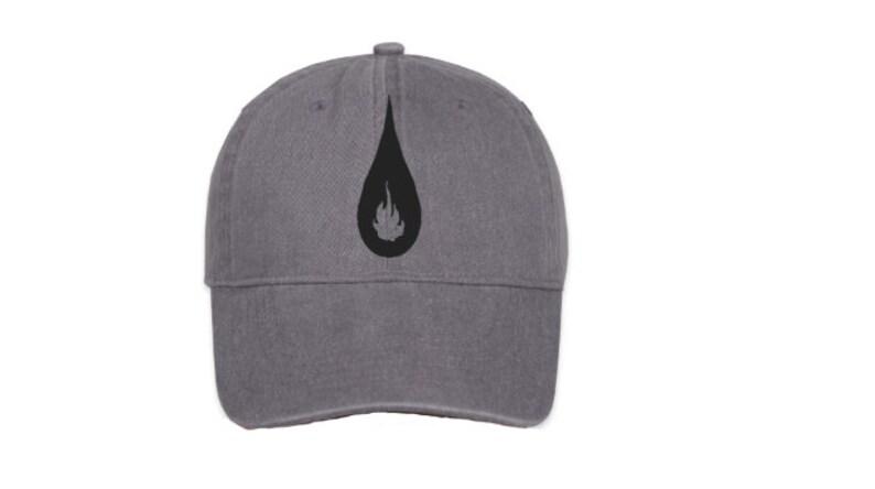 Geeky Hat - Sorcerer Symbol - D&D / Pathfinder Baseball Cap