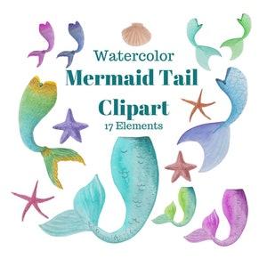 mermaid tail clipart siren bokeh overlays,summer clipart bokeh clipart invitation scrapbooking planner clipart Mermaid Clipart
