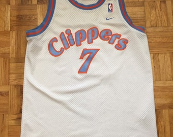 d10fb78b790 Nike Los Angeles Clippers Lamar Odom Size Medium Jersey