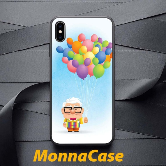 DISNEY UP BALLOONS 2 iphone case