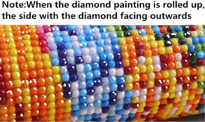 5D DIY Diamond Full Square Diamond Embroidery Custom Painting Sewing Machines Mosaic Pattern Decoration Diamond Painting Gift