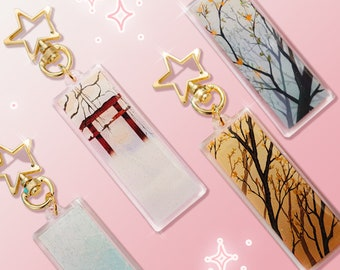 Seasonal Charms - Spring, Summer, Autumn and Winter