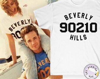 b78c80ef7 BEVERLY HILLS 90210 legendary beach t-shirt of Andrea Zuckerman Gabrielle  Carteris