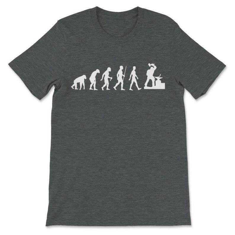 Premium Blacksmith Shirt Gift For Blacksmith Anvil Blacksmith Gifts Blacksmith Tee Metalsmith Shirt Metalsmith Gift Idea Iron Forging TShirt