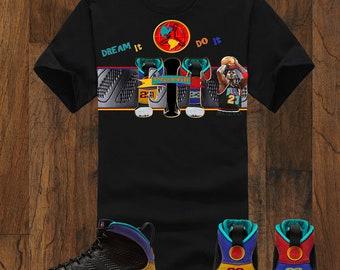 669b9b13b898 We Will Fit Logo shirt for the Jordan 9 IX Dream it Do It