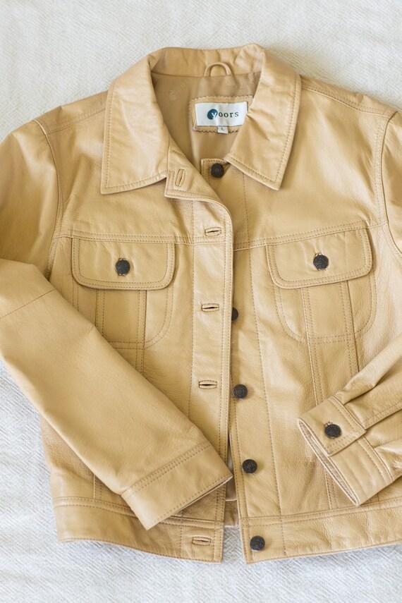 vintage leather jacket | women leather jacket | be
