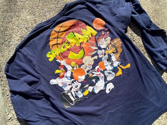 1990s SPACE JAM Long Sleeve