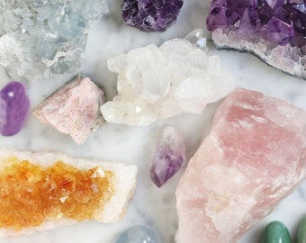 What Crystal Should You Work With?