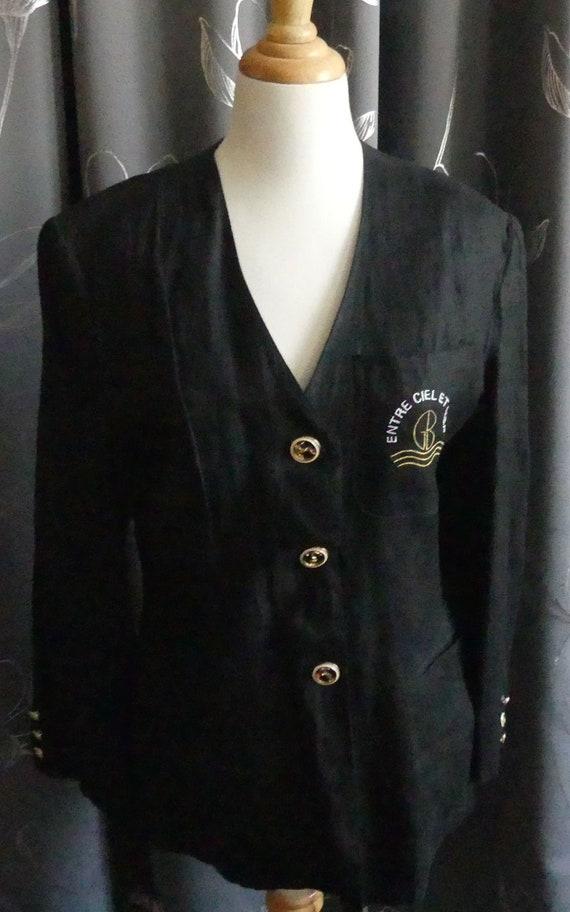 linen jacket