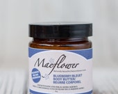 Blueberry Body Butter Moisturizing Cream