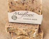 Chaga Beer Natural Soap Bar