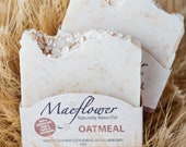 Oatmeal Natural Soap Bar