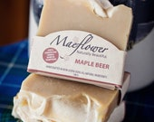 Maple Beer Natural Soap Bar
