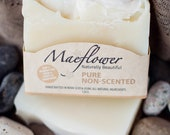 Pure Non-Scented Natural Soap Bar
